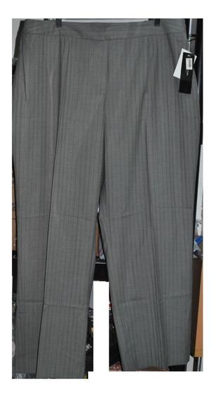 Pantalon Dama Importado Talla 22w Jones New York
