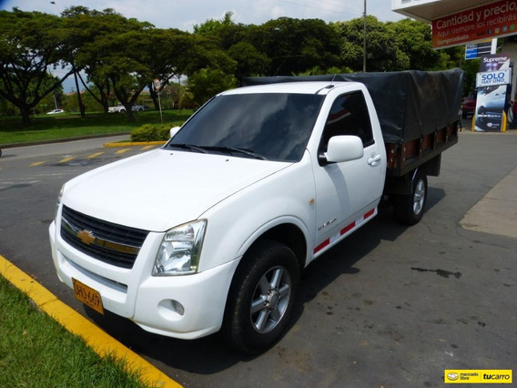 Chevrolet Luv Dmax Mt 2500cc 4x2 Estacas