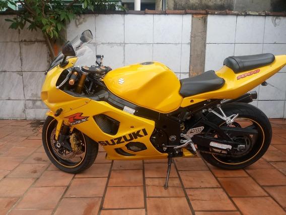 Suzuki Gsx R1000 Amarela 2005
