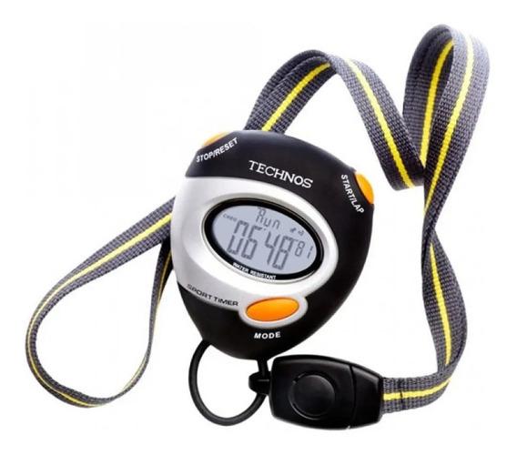 Cronômetro Digital Technos Yp2151/8p - De Mão