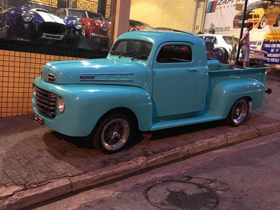 Ford Kit F1 F100 V8 4cc So Kit Todas Pick Up Nao Maverick Ss
