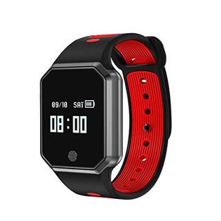 Cuaeelo Qw12para Hombre Mujer Reloj Inteligente Bluetooth P