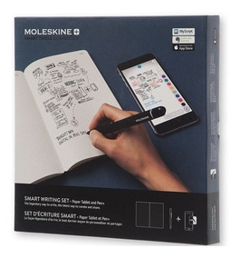 Moleskine Conjunto Smart Writing 1152