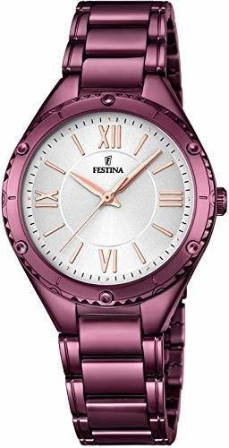 Relojes De Pulsera Para Mujer Relojes F16924/1 Festina