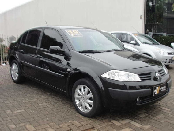 Renault Megane 1.6 Sedan Expression 16v Flex 4p Manual