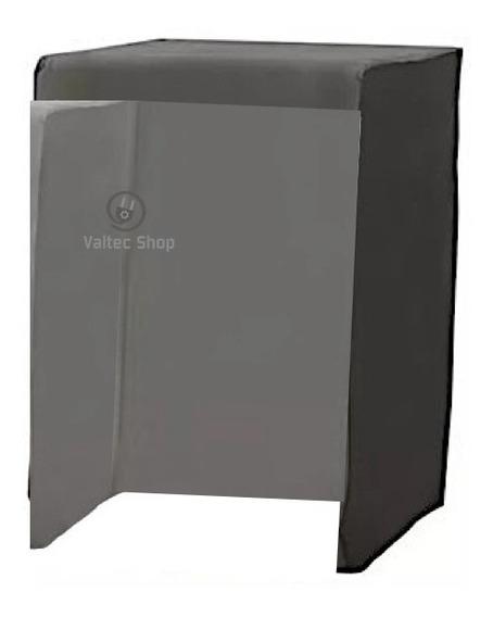 Capa Lavadora Lg 10,1kg Bosch Style 5kg / Profissional