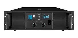 E-sound Pro 9.0 Amplificador De Potencia Linea Pro