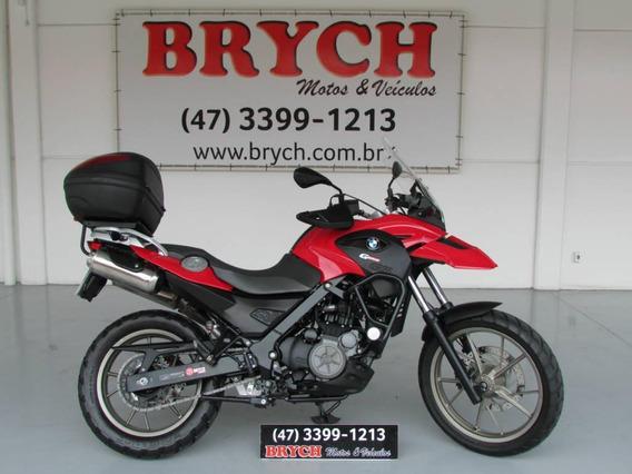 Bmw G G 650 Gs Abs 2012