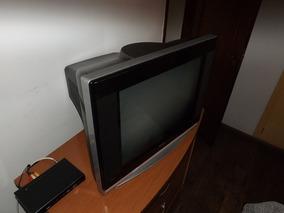 Tv Philco Tela Plana De Tubo 20 Pol. Retirar No Local.