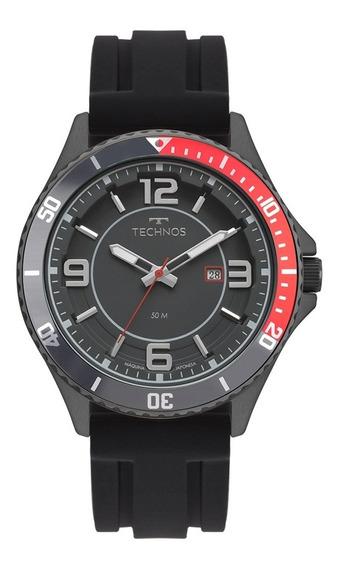 Relógio Masculino Technos Racer 2115msi/8p - Preto