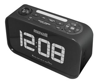 Radio Reloj Bluetooth Proyector Led - Maxell