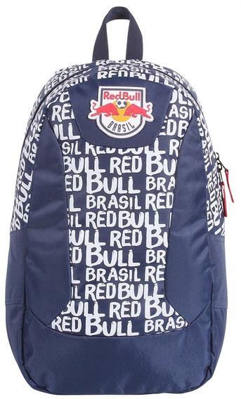 Mochila Red Bull Brasil.