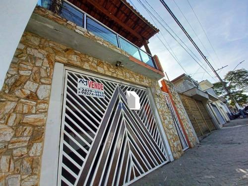 Imagem 1 de 20 de Sobrado 3 Dormitório 2 Vagas R$ 435.000,00 - So0251