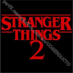 Playera Stranger Things 2 Playeras Stranger Things Olzd