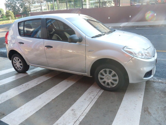 Renault / Sandero 1.0 Authentique Completo Flex