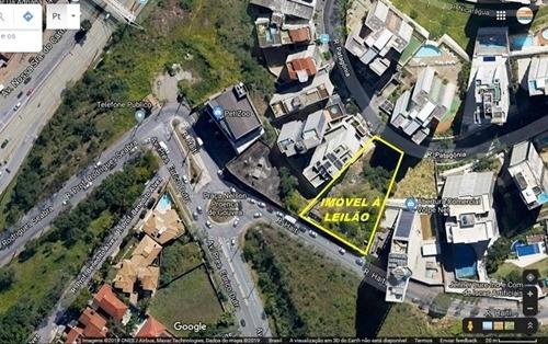 Área No Bairro Sion Em Belo Horizonte/mg.