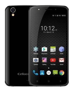 Smartphone Cellacom 5 2.5d Hd Ips Quad Core 13 Mpx Negro