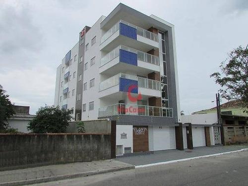 Apartamento Com 3 Dormitórios À Venda, 93 M² Por R$ 350.000,00 - Jardim Mariléa - Rio Das Ostras/rj - Ap0751