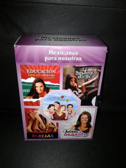 Peliculas Mexicanas Para Nosotras 7 Dvds