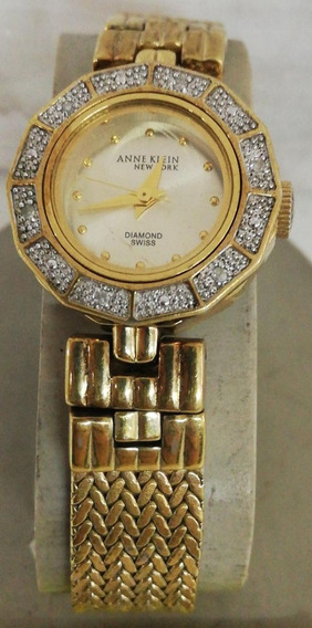 Reloj Anne Klein Dama Doble Vista