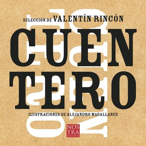 Imagen 1 de 1 de Cuentero, Pasta Rústica.