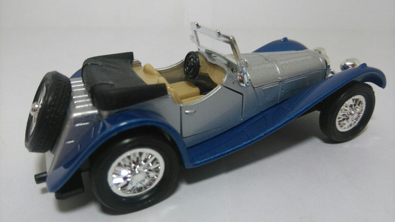 Auto Jaguar Ss 100 Welly Esc 1/36