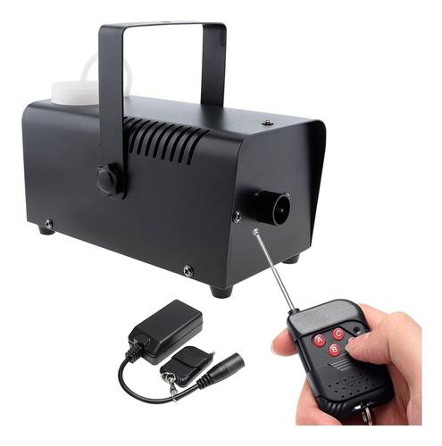 Maquina De Humo 600w C/control Inhalambrico