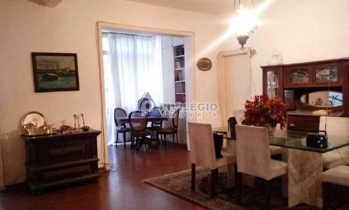 Apartamento À Venda, 4 Quartos, Botafogo - Rio De Janeiro/rj - 22252