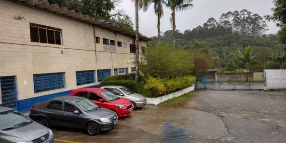 Comercial Para Aluguel, 0 Dormitórios, Mombaça - Itapecerica Da Serra - 1612