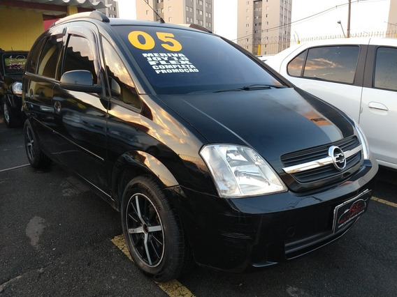Gm Meriva Joy1.8 Flex 8v. Completa 2005