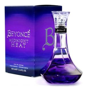 Perfume Beyonce Midnight Heat Edp 100ml Original