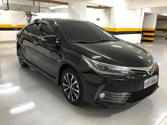 Toyota Corolla 2.0 16v Xrs Flex Multi-drive S 4p 2018