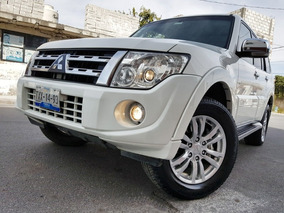 Mitsubishi Montero 2013 Limited 4x4 V6 At Posible Cambio