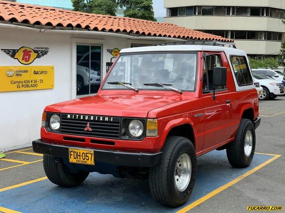 Mitsubishi Montero Mt 2600 4x4