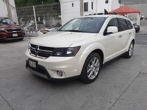 Dodge Journey Gt At 2017 Ac Abs Ba Ee
