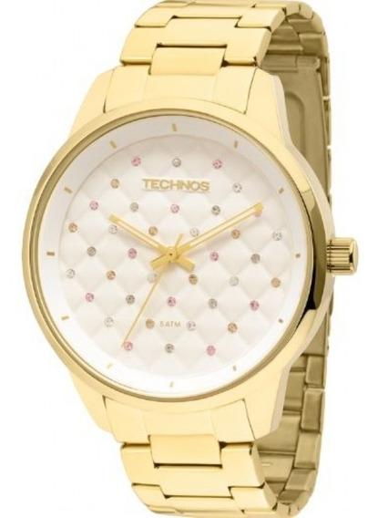 Relógio Technos Feminino Fashion Trend 2035lxu/4k