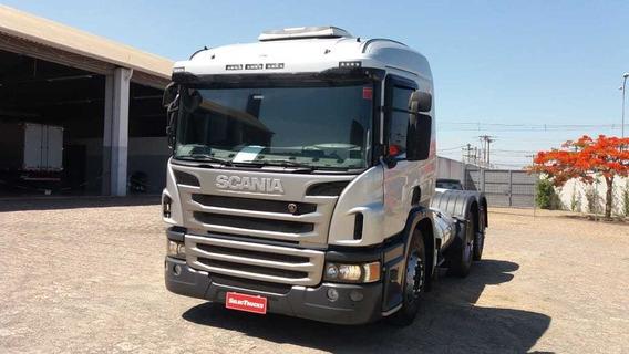 Scania P 360 ,p360 6x2 Trucada Selectrucks Limeira