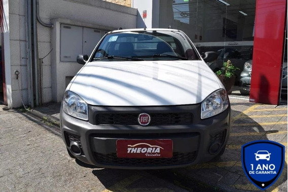Fiat Strada 1.4 Mpi Hard Working Cs