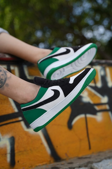 Zapatos Deportivos Tenis Nike Jordan 1 Low Unisex