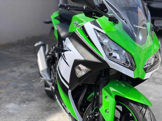 Kawasaki Ninja 300 Abs Ed Limitada 30 Anos