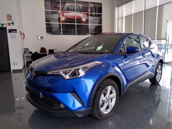 Toyota Ch-r Premium 2019 Color Azul Automático