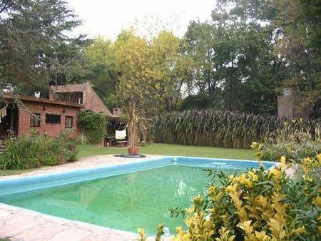 Hermosa Casa Quinta Con Gran Parque - Ing. Maschwitz
