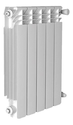 Radiador Calefacción Cenit 500 Latyn Pert X 6 Elementos