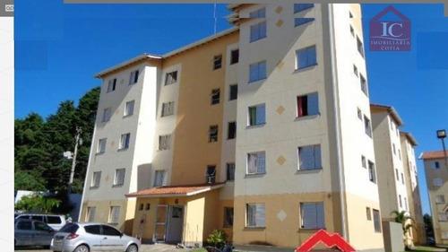Apartamento Com 2 Dormitórios À Venda, 100 M² Por R$ 255.000,00 - Jardim Central - Cotia/sp - Ap0234
