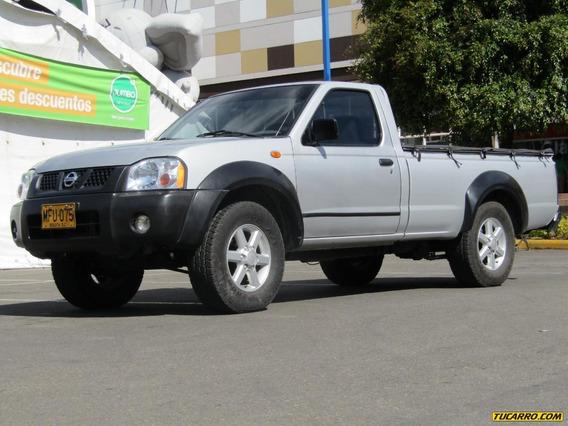 Nissan Frontier Np300 Mt 2400
