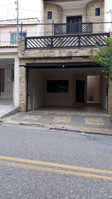 Sobrado Com 5 Dormitórios À Venda, 260 M² Por R$ 650.000 - Alves Dias - São Bernardo Do Campo/sp - So22861