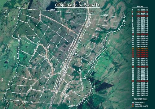 Chacras Sierras De Minas Sobre Ruta 60