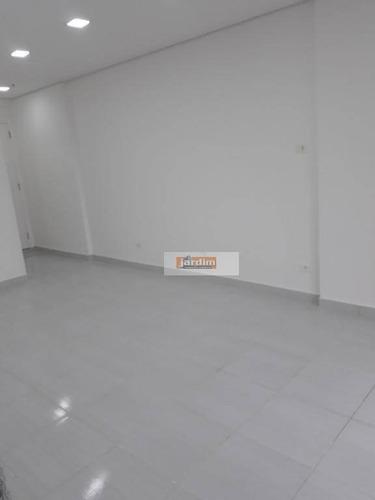 Sala À Venda, 32 M² Centro - São Bernardo Do Campo/sp - Sa0235