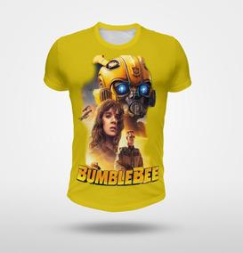Remera Bumblebee Transformers Full Print