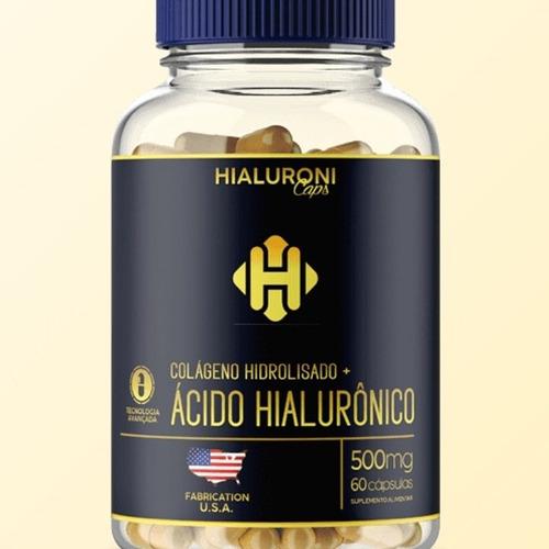 Imagem 1 de 2 de Hialuroni Caps